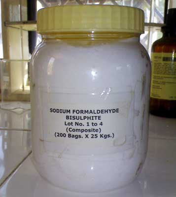 Sodium Formaldehyde Bisulfite Products in Oman Drilling Chemicals in